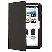 Techair Folio Stand Case (Black) for Samsung 7 inch Galaxy Tab 4