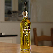 Burgon and Ball Home Infused Olive Oil Bottle