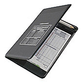 Golf Locker Deluxe Golf Scorecard Holder