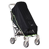 Koo-di Pack-It Sun and Sleep Stroller Cover Black