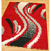 Origin Red Cosmo Red Rug - 150cm x 80cm