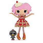 Lalaloopsy Doll- Cherry Crisp Crust