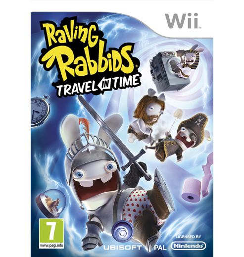 Rayman Raving Rabbids - Travel In Time