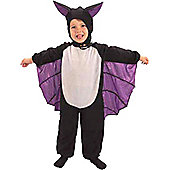 Bat Suit - Toddler Costume 2-3 months