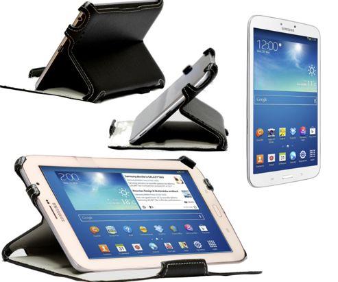Navitech Samsung Galaxy Tab 3 7inch case Black