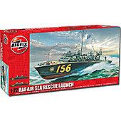 Airfix A05281 Raf Air Sea Rescue Launch 1:72 Model Kit Ships