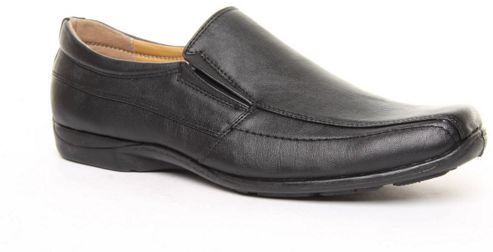 Orchard Casual Shoes Bruce Slip-on Shoe Black