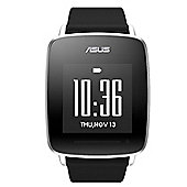 Asus VivoWatch (1.28 inch Touch) Android Wear Smart Watch With Heart Tracker (Black)