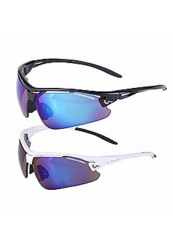 Woodworm Pro Select Sports Sunglasses 2 Pack