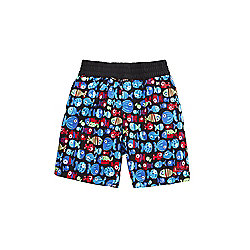 Zoggs Crazy Fish Board Shorts years 03 Multi