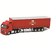 Saico Truck Transporter Royal Mail Volvo Truck 1:64