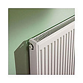 Barlo Compact Radiator 400mm High x 400mm Wide Single Convector
