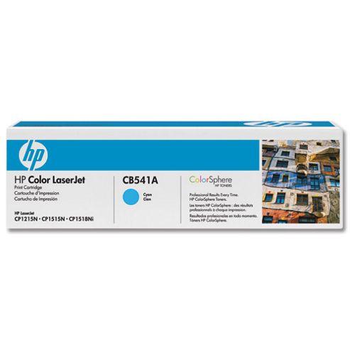HP 125A Cyan LaserJet Toner Cartridge