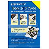 Tracedown Yellow A3 - 1 Pk