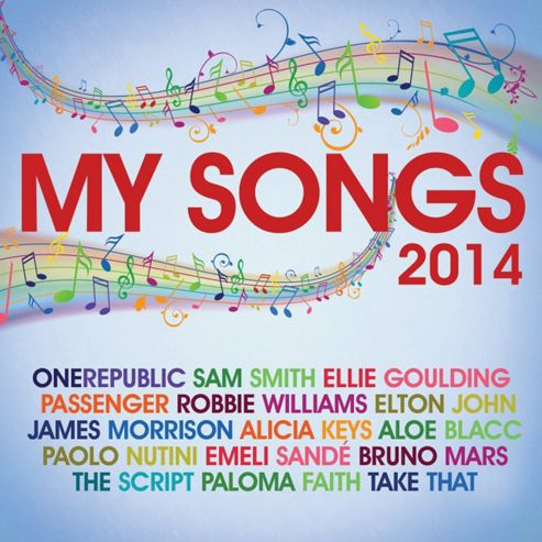 My Songs 2CD