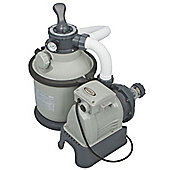 Intex Krystal Clear Sand Filter Pump 1200 Gall/Hr