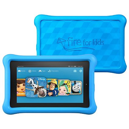Buy 2 for £149 on selected Amazon Fire 7.7 inch Kids Edition Tablet 16GB