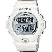 Casio Baby-G Ladies Plastic Chronograph Watch BG-6900-7ER