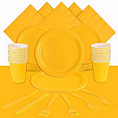 Sunshine Yellow Party Pack For 20