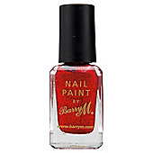 Barry M Nail Paint 150 - Red Glitter
