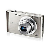 Samsung ST77 Digtial Camera, Silver, 16.1MP, 5x Optical Zoom, 2.0 inch LCD Screen