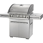 Napoleon LE 485 BBQ with Side Burner