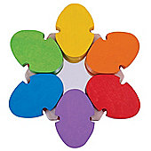 Bigjigs Toys Rainbow Star