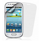 Case It Samsung Galaxy S3 Mini Clear Screen Protector Twin Pack (Transparent)