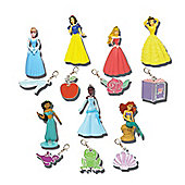 Tomy Princess Figures & Charms Combo
