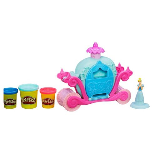 Play Doh Disney Princess Magical Carriage
