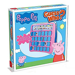Peppa Pig Guess Who Classic Guessing Game