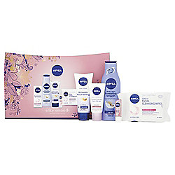 Nivea Silky Smooth Beautiful Skin Gift Pack