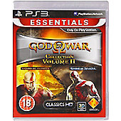 Essentials God Of War Collection (PS3 )