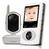 Luvion Platinum 2 Video Baby Monitor Quad Screen