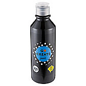 Go Create Ready Mixed Paint 300ml - Black