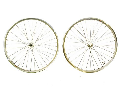 700c Weinmann Front and Rear Race Wheels with QR