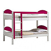 Max Bunk Bed - Hot Pink