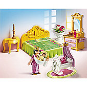 Playmobil 5146 Princess Castle Bed Chamber with Cradle