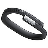 UP by Jawbone Fitness and Sleep Activity Tracking Wristband, Size Medium, Black Onyx