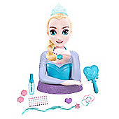 Disney Frozen Deluxe Elsa Styling Head