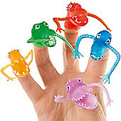 Party Bag Finger Monsters (Pack of 10)