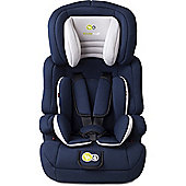 KinderKraft Comfort Up Group Group 1,2,3 Car Seat (Navy)