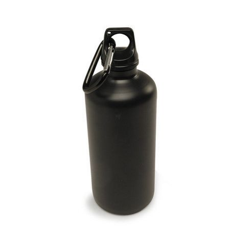 Sagaform Sport Bottle in Black (Set of 2)