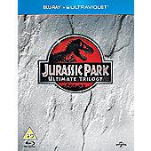 Jurassic Park 1-3 Blu-Ray Box