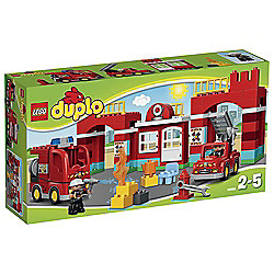 LEGO DUPLO Town Fire Station 10593
