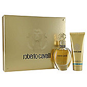 Roberto Cavalli Eau De Parfum 50ml & Body Lotion 75ml