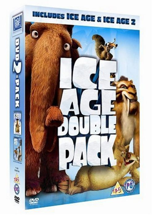 Ice Age/Ice Age 2: The Meltdown - (DVD Boxset)