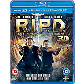 Ripd - Rest In Peace Department - Blu-Ray 3D + Blu-Ray + Uv Copy