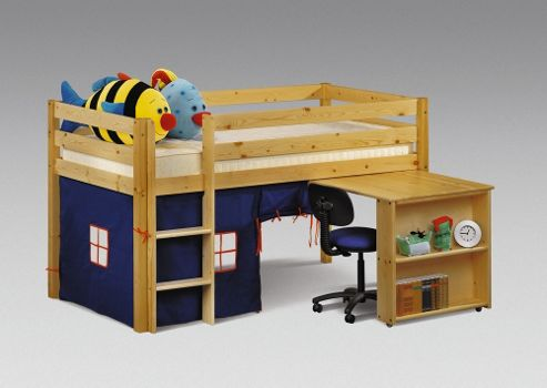 Julian Bowen Wendy Single Sleeper Loft Bed