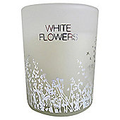 Greenhill & York White Flowers Boxed Candle